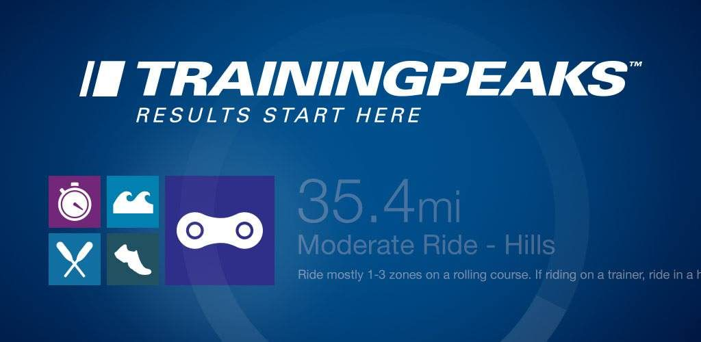 TrainingPeaks Certified